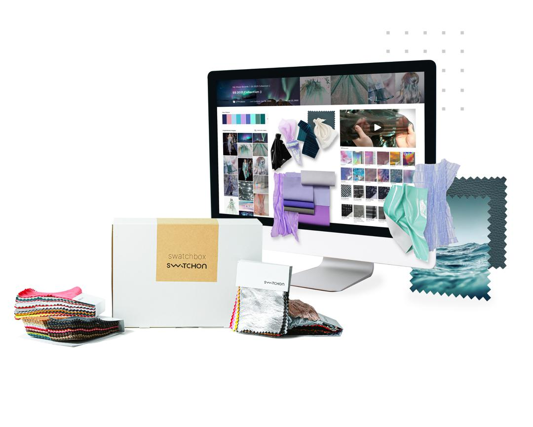 Swatchon No 1 Wholesale Fabric Platform For Fashion Brands